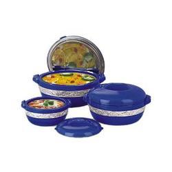 Fiesta Hot Pot Set Of 3 Pcs