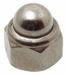DIN 986 Brass Domed Cap Nut