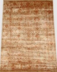 Indian Silk Carpet