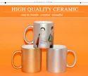 Golden Silver Mugs