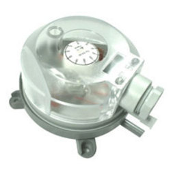 Honeywell Differential Pressure Switch