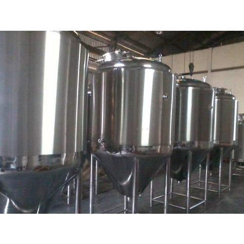 Brewery Equipment - Large Scale Industrial Breweries