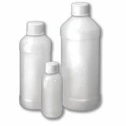 HDPE Plastic Round Bottle