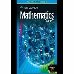 Mathematics School Book Up To 7Th Standard