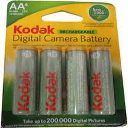 Kodak AA 2600 Mah Battery Nimh 1.2v Rechargeable Battery
