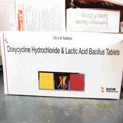 Doxyclycline Lactobacillus Tablets