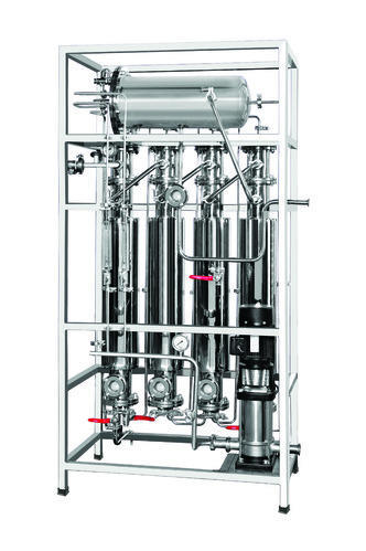 Water Injection Distillation Plant Manufacturer From Mumbai