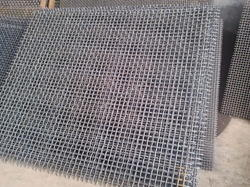 High carbon steel / stainless steel High Carbon Spring Steel Crimped Wire Mesh