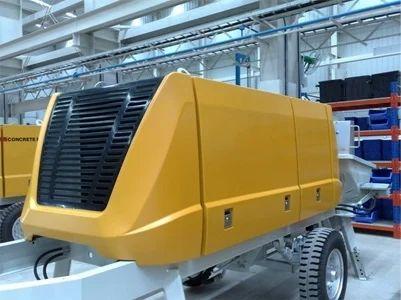 FRP Front, Rear & Side Panels For Concrete Pumps - Kineco