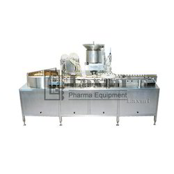 Automatic High Speed Four Head Vial Filling