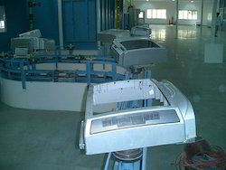 Inverted Type Floor Conveyor