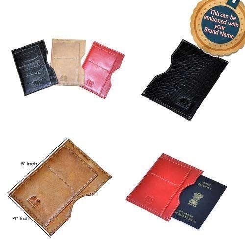 Genuine Leather Passport Holders - Passport Cover