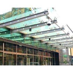 Stainless Steel Glass Canopy  sc 1 st  India Business Directory - IndiaMART & Stainless Steel Canopy - Manufacturers u0026 Suppliers of SS Canopy