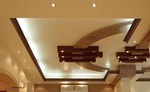 Pop False Ceiling Design In Nagpur Narsala By Radhanandan
