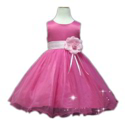 Shiloh Creations Pink Birthday Frock