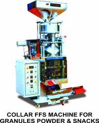 Collar Type Cup Filler Packing Machine
