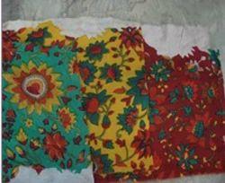 Screen Print Fabric