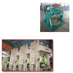 Aluminium Decoiler for Power Presses Industry