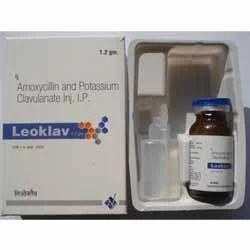 Amoxicillin Potassium Clavulanate Injection