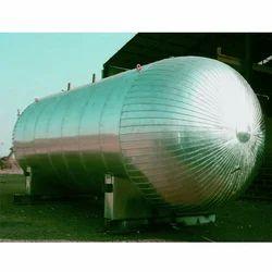 Liquid Co2 Storage Tanks