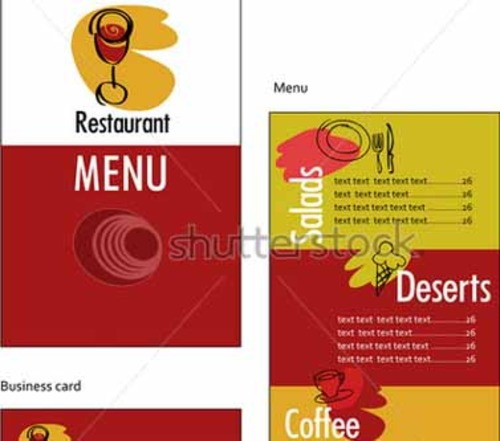 Menu Cards Greeting Invitation Cards Indrajit