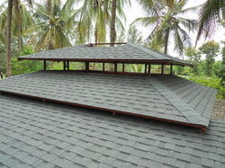 residential roof shingles