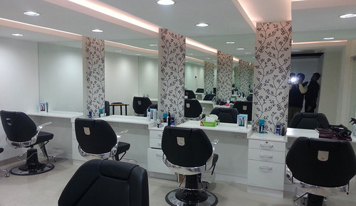 salon interior designing services in rajouri garden new delhi rh indiamart com interior design for salons and spas interior design for salon hair