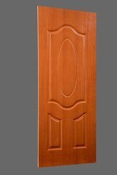 Teak Oval Melamine Door