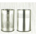 Perforated Waste Bins