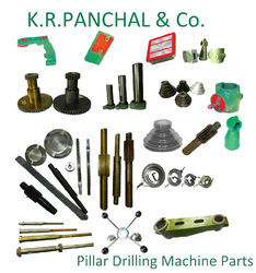Drilling Machine Parts In Ahmedabad Gujarat Drilling