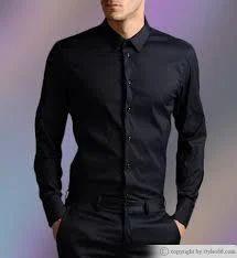 Black Men Shirt, Men Shirts, Jeans & Clothing | Clothing For All ...