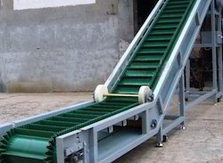 Aravali Engineers Inclined Belt Conveyor, for Unit Handling, Capacity: Up To 3000 Units/Hr