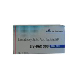 Ursodeoxycholic Acid Tablets B.P