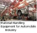 Material Handling Equipment For Automobile Industry