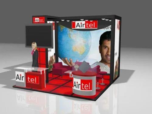 Exhibition Stall Branding : Exhibition stall branding in karol bagh new delhi id: 8526628288