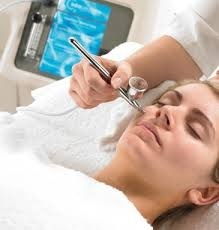 Oxygen Facial Service