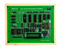 8086 Microprocessor Trainer (LCD VER.) - ST808602