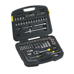 86 Piece 1/4 Socket Sets