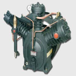 Multistage High Pressure Compressors