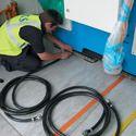 Industrial Equipment Installation
