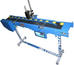 On-Line Conveyorised Table Top Electro Mechanical Coder