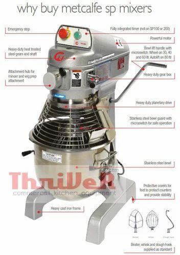 Spar mixer india