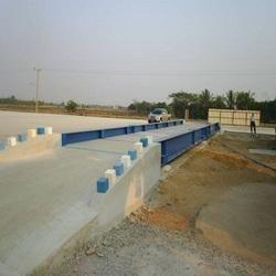 Pitless Type Weighbridge (Dharam Kanta)