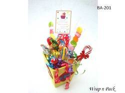 Candy Land Theme Birthday Favors