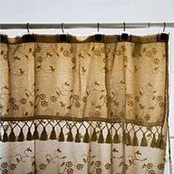 Shower Curtain Drapes Curtains