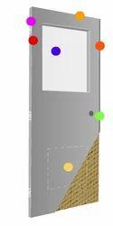 Stock Honeycomb Core Door