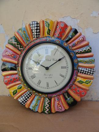 Wall Clock Online India India Home Wood Private Limited