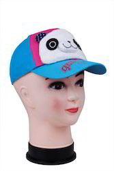 Kids Printed Peak Cap