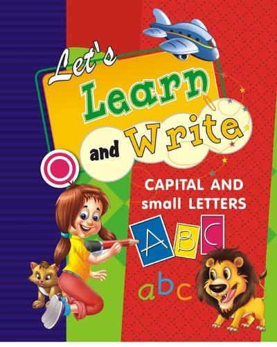 Capital And Small Letter Writing Book At Rs 125 /unit