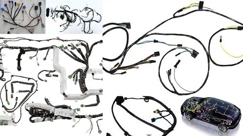 automotive wiring harness for car 500x500 rakesh wiring system, chennai manufacturer of automotive wiring